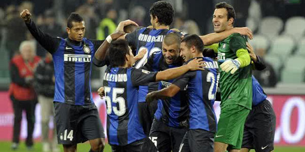 Inter Milan vs Sassuolo