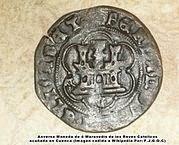 Moneda de 4 maravedíes