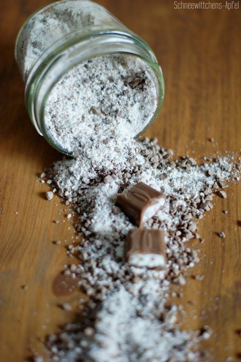 Puderzucker Thermomix schneewittchens apfel yogurette cappuccino pulver tm