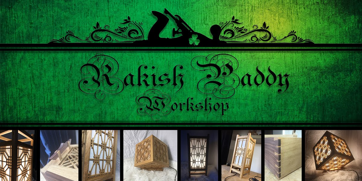 Rakish Paddy's Workshop