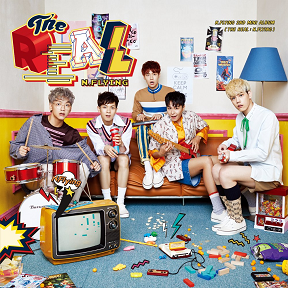 "N.Flying - ""The Real"""