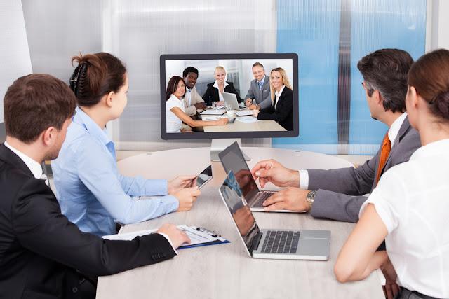 Hội nghị trực tuyến cho các doanh nghiệp hiện đại