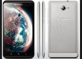 Spesifikasi Lengkap Lenovo S930