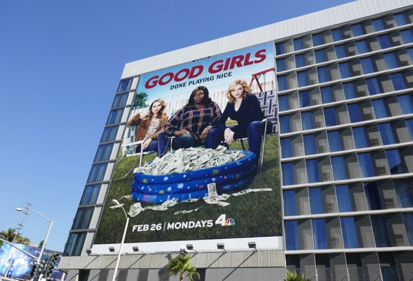 Giant Good Girls season 1 billboard