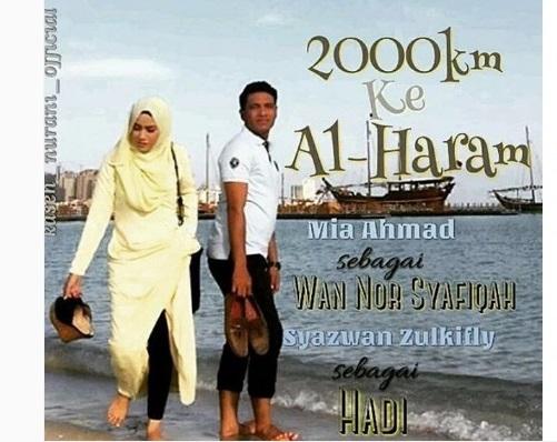 Sinopsis drama 2000km Ke Al-Haram, pelakon dan gambar drama 2000km Ke Al-Haram, 2000km Ke Al-Haram episod akhir – episod 26