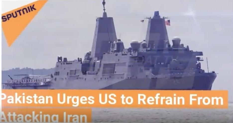 Pakistan Warns America: And Standing With Iran Despite Development Oil Tanker in UAE