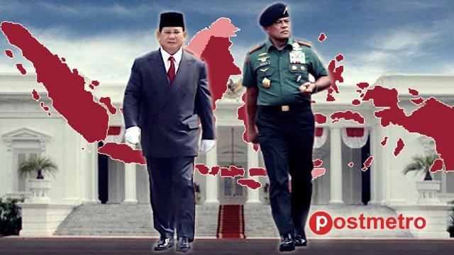 Jika Dapat Restu Prabowo, Gatot Bisa Saja 'Jungkalkan' Jokowi di Pilpres 2019