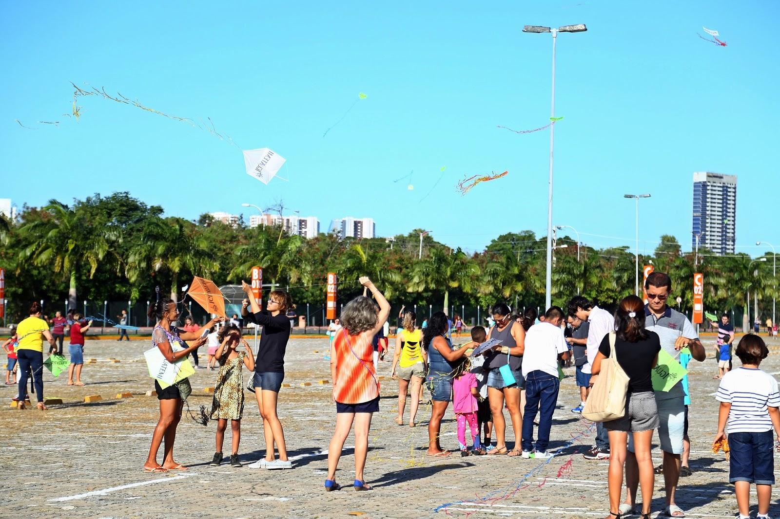 O universo do mundo infantil permite exercitar a criatividade ao máximo. No  Shopping Iguatemi Fortaleza, o mês ... 7b21a1e56a