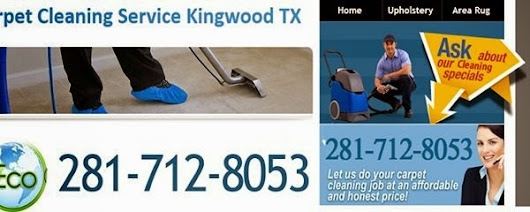 Kingwood Carpet Cleaning