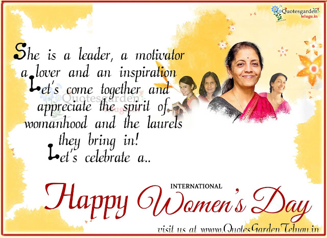 Happy Womens Day Wishes messages Quotes