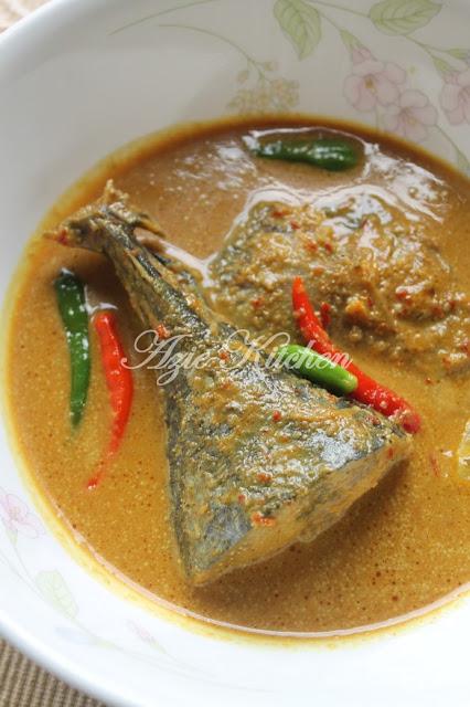 Gulai Ikan Tongkol Lauk Nasi Dagang
