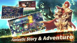 King's Raid Apk Data