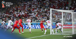 Video Gol Tunisia vs Inggris 1-2 Highlights Piala Dunia 2018