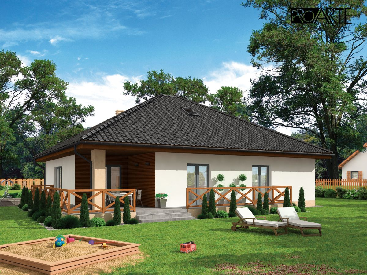 Simple Bungalow House Design And Plans That Fits Your
