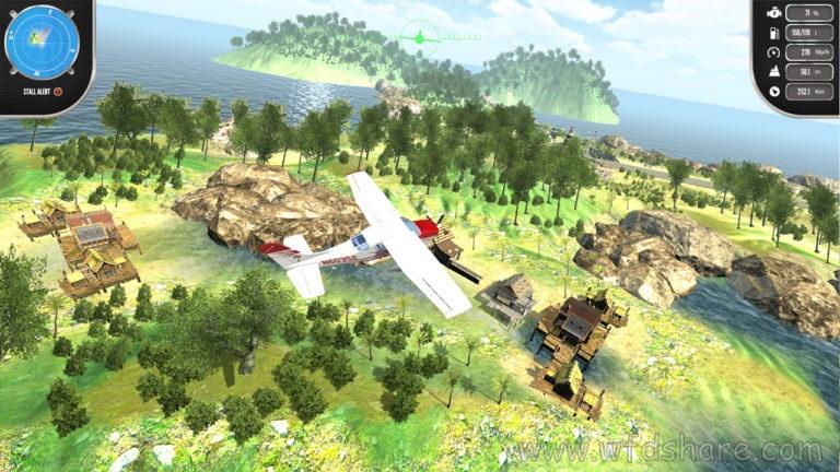 island flight simulator full version crack