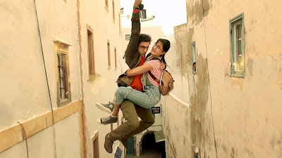 Ranbir Kapoor And Katrina Kaif HD Pictures Of Jagga Jasoos.