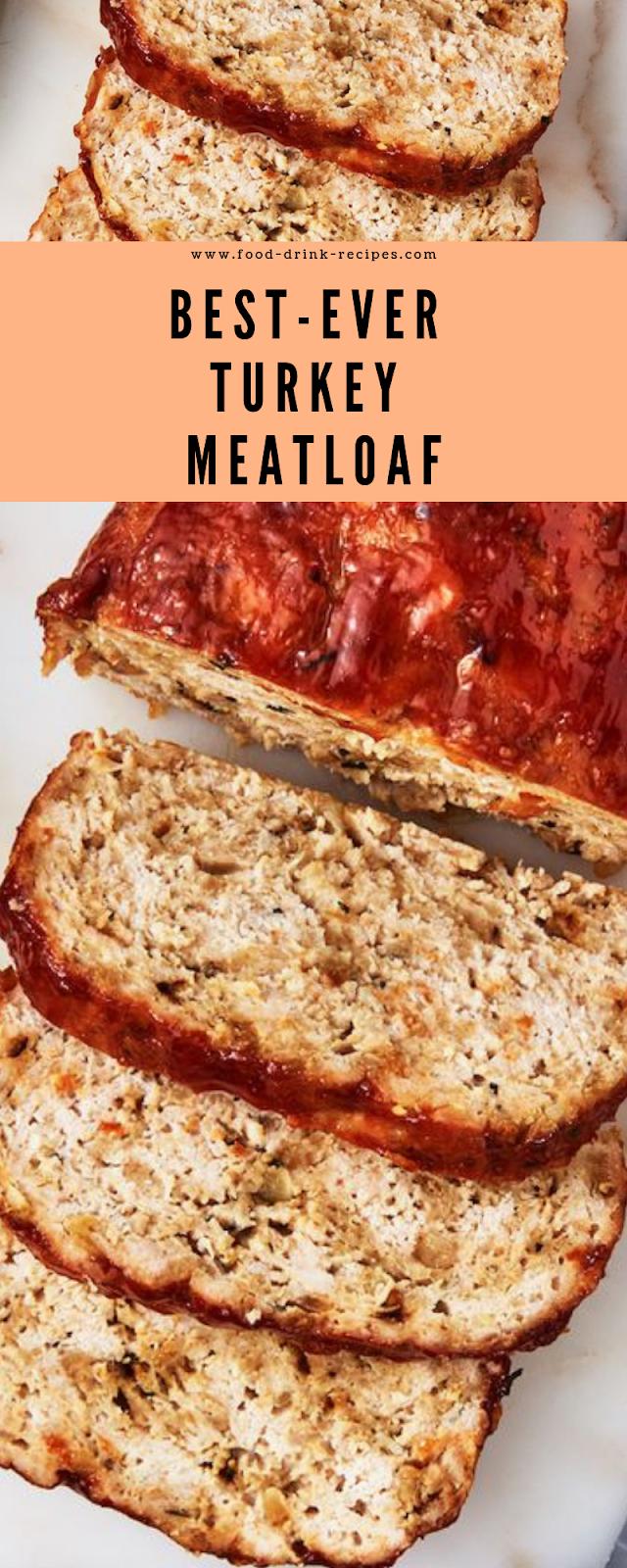 Best-Ever Turkey Meatloaf
