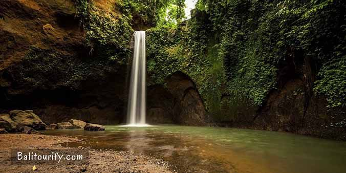 tibumana-waterfall, Full Day Bali Waterfalls and Kintamani Volcano Tour