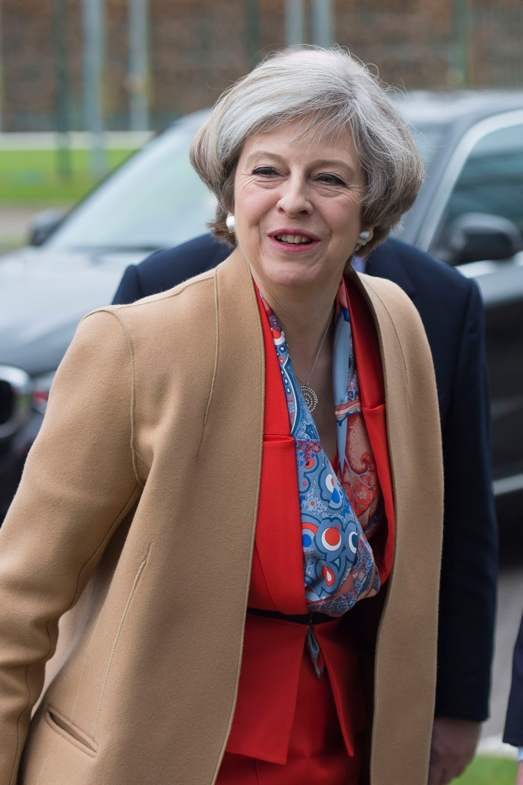 theresa may - photo #8
