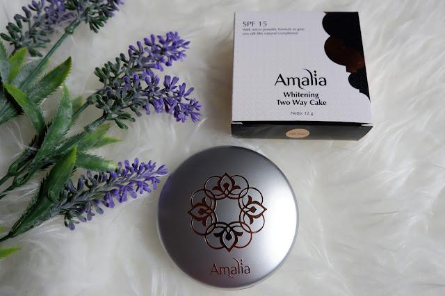kosmetik halal amalia two way cake