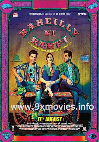 Bareilly Ki Barfi 2017 Hindi 720p BluRay 1GB
