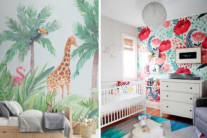 Murales Infantiles Varones