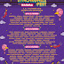 Ratusan Nama Hadir Ramaikan Synchronize Festival 2018