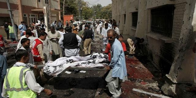 Facilitator of Quetta Civil Hospital bombing killed: CTD