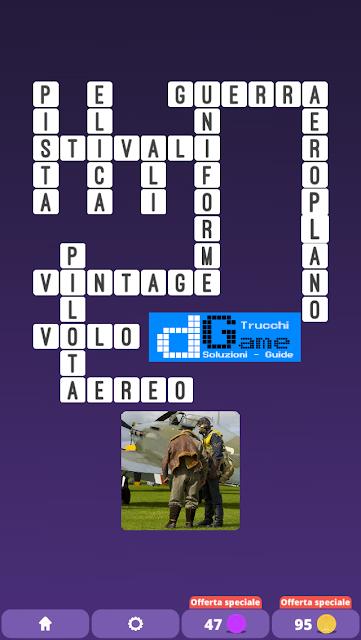 Soluzioni One Clue Crossword livello 23 schemi 14 (Cruciverba illustrato)  | Parole e foto