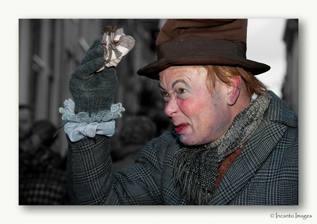 Incanto Images Fotografie: Dickens Festijn - Uriah Heep