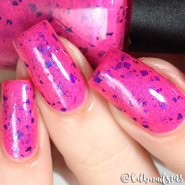 Supernatural Lacquer-A Thousand Words