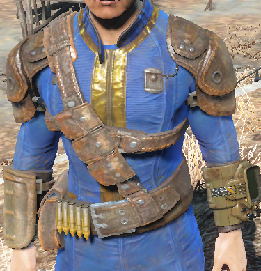 Fallout  How To Craft Leather Armour
