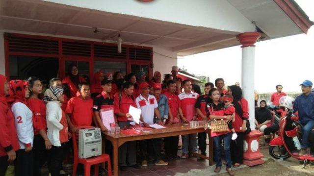 NAH LOH !!!! 1.500 Kader PDIP Pangkalpinang KOMPAK Mundur Berjamaah