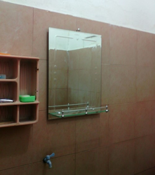 furniture kamar mandi sederhana