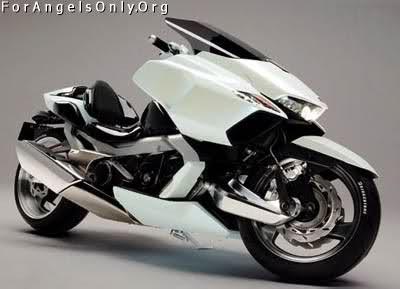 aesthetics N design: Futuristic Concept Bike Designs