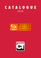 Catalogue Accessoires Tremblay 2015 by C-Sport