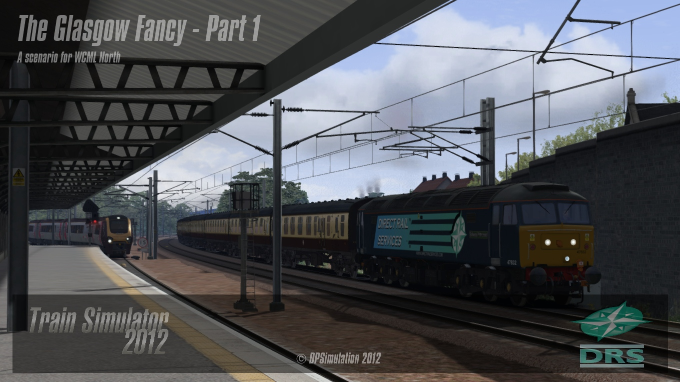 DPSimulation: Six New Scenarios Released - Railworks 3