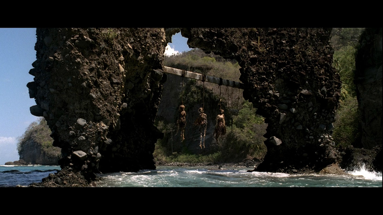 Piratas del Caribe: La Maldición del Perla Negra (2003) BRRip Full HD 1080p Latino - Ingles captura 1