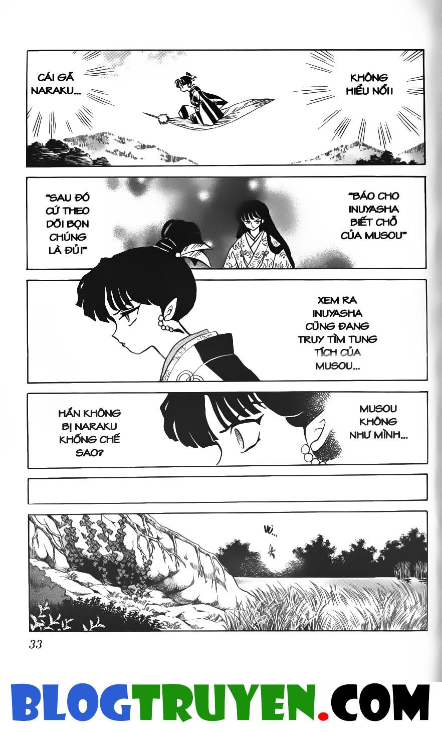 Inuyasha vol 22.2 trang 12