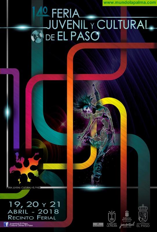 La XIV Feria Juvenil y Cultural de El Paso arranca este jueves - Programa