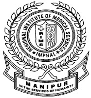 Regional Institute of Medical Sciences, RIMS, Multi Tasking Staff, MTS, Manipur, 10th, freejobalert, Latest Jobs, Sarkari Naukri, rims logo
