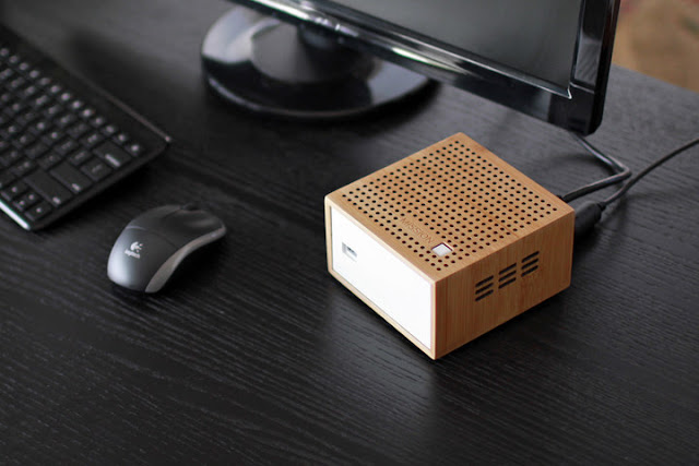 Tiny desktop pc Endless Mission One