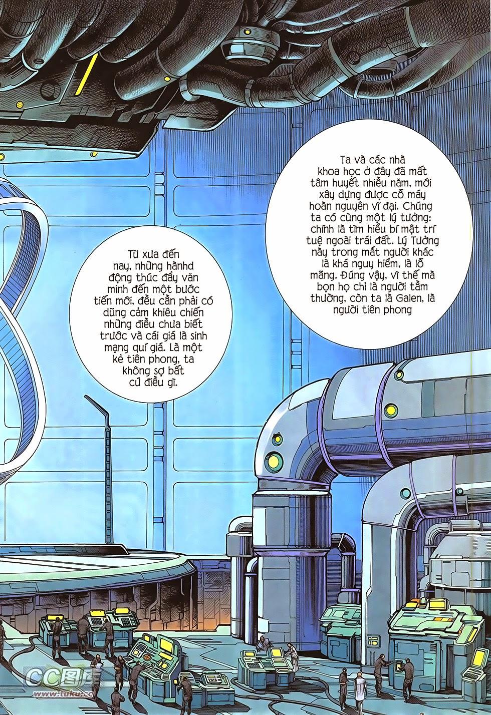 Đại Quân Phiệt chap 47: lời hứa trước khi thế giới chung kết trang 11