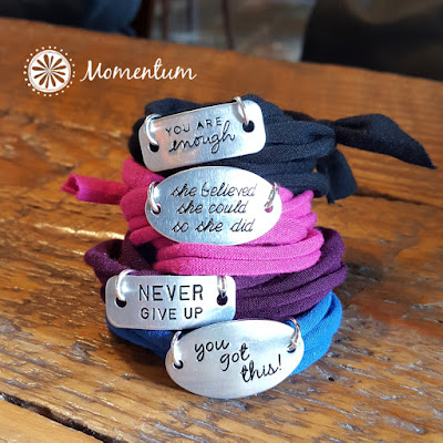 Momentum Jewelry Motivate Wraps