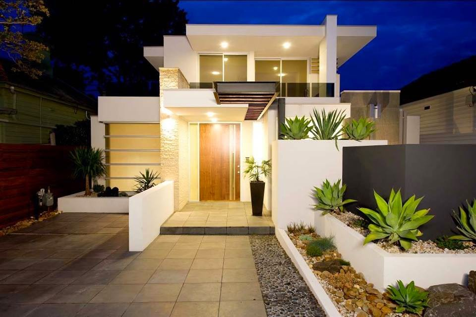 Minimalist home designs 2014