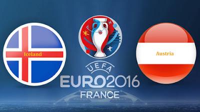 Prediksi Skor Islandia vs Austria 22 Juni 2016 Piala Eropa
