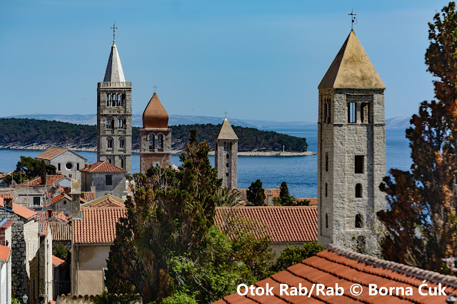 4 Rabska zvonika tornja