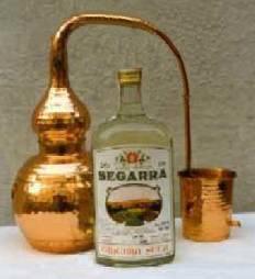 Ginebra Segarra, Chert, Xert, Castellón, Castelló, gin