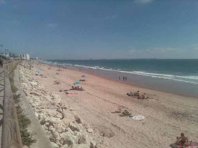 Атлантический океан Playa El Ancla