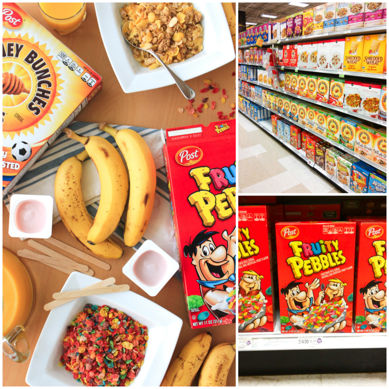 Fruity Pebbles bring some fun to your breakfast! #AD